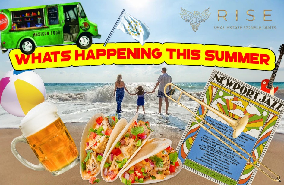 Summer Events in RI!